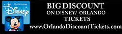 Discount Tickets for Orlando Attractions